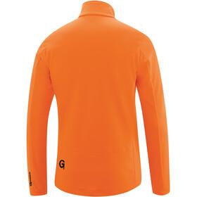 Gonso Ternes Veste Softshell Homme, red orange